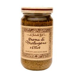 La Favorita Eggplant & Green Olive Spread