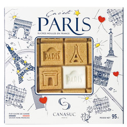 Canasuc Paris Sugar Charms