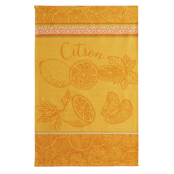 Coucke Lemon Tea Towel