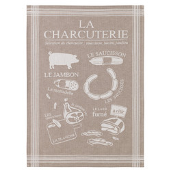 Coucke Charcuterie Tea Towel