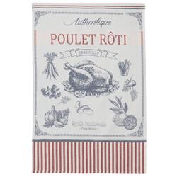 Coucke Roasted Chicken Tea Towel