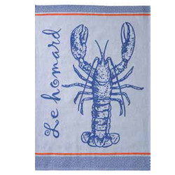 Coucke Homard/Lobster Tea Towel