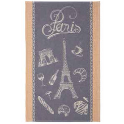 Coucke Vintage Paris Tea Towel