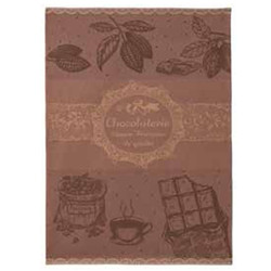 Coucke Chocolaterie Tea Towel