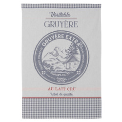 Coucke Gruyere Tea Towel