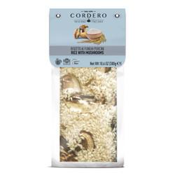 Cordero Mushroom Risotto