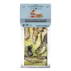 Cordero Mushroom & Saffron Risotto