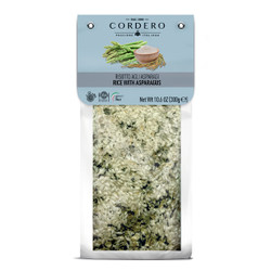 Cordero Asparagus Risotto