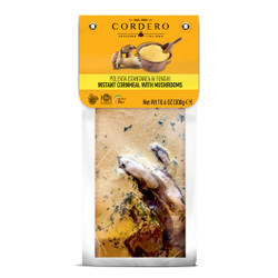 Cordero Mushroom Polenta