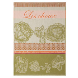 Coucke Choux/Cabbage Tea Towel