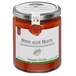 Frantoi Cutrera Tomato Sauce with Nocellara Olives