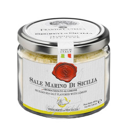 Frantoi Cutrera Sea Salt with Lemon
