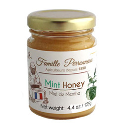 Famille Perronneau Limited Production Mint Honey