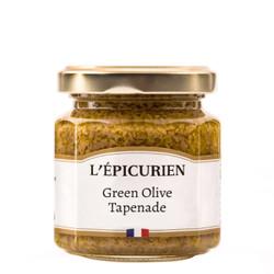 L'Epicurien Green Olive Tapenade