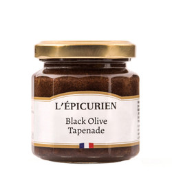 L'Epicurien Black Olive Tapenade