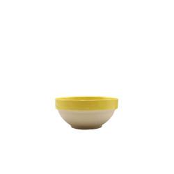 Yellow Serving Paris Bowl