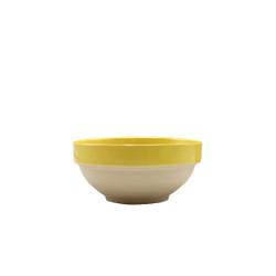 Medium Yellow Serving Paris Bowl