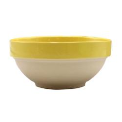 Large Yellow Salad Paris Bowl