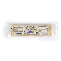 White Nougat with Lavender Honey