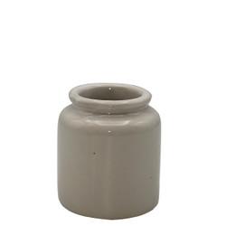 White Mustard Jar