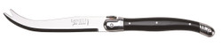 "Jean Dubost Cheese Knife 9"" Black"