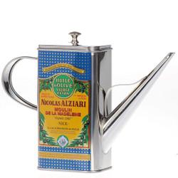 Nicolas Alziari Watering Can Olive Oil Cruet