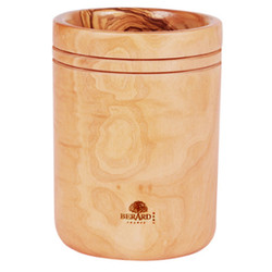 Berard Olive Wood Utensil Holder