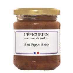 L'Epicurien Red Pepper Relish