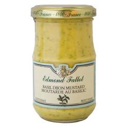 Edmond Fallot Basil Mustard
