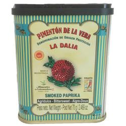 La Dalia Smoked Spanish Paprika - Bittersweet