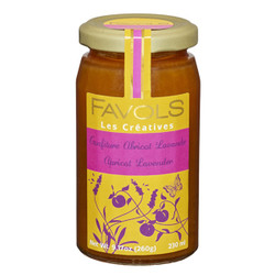 Favols Apricot Jam with Lavender