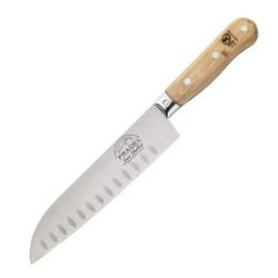 Jean Dubost Pradel 1920 Santoku Knife
