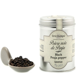 Terre Exotique Penja Black Pepper (Cameroon)