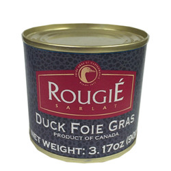 Rougie Duck Foie Gras with Armagnac