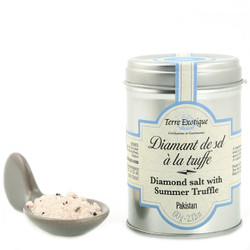 Terre Exotique Pink Fine Diamond Salt with Truffle