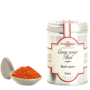 Terre Exotique Thai Red Curry Powder