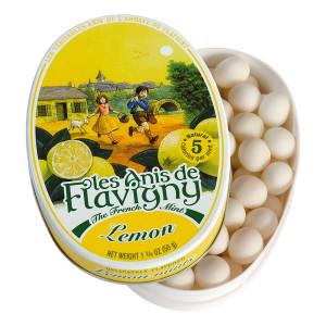 Les Anis de Flavigny All Natural Lemon Mints