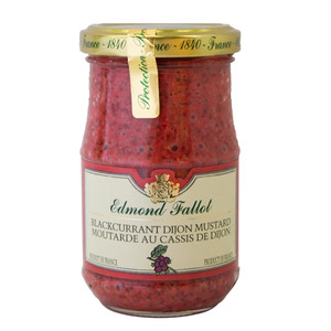 Edmond Fallot Blackcurrant Mustard