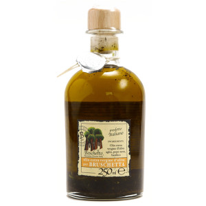 Il Boschetto Extra Virgin Olive Oil Infused with Bruschetta Herbs
