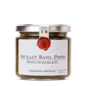 Frantoi Cutrera Sicilian Basil Pesto