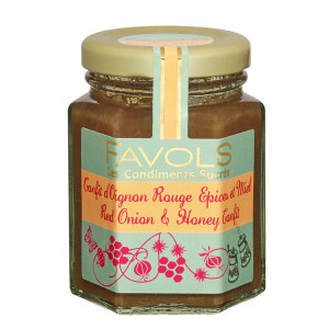 Favols Red Onion & Honey Confit
