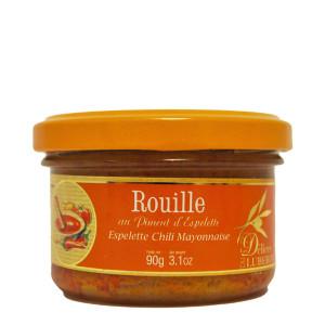 Delices du Luberon Espelette Chili Mayonnaise