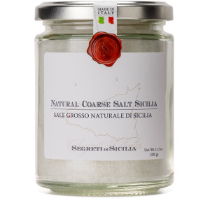 Frantoi Cutrera Natural Coarse Sea Salt