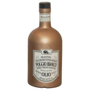 Il Boschetto Poggio Bianco EVOO in Bronze Bottle