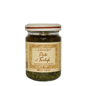 La Favorita Pesto Genovese with Truffles