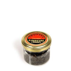 Pebeyre Truffle Peelings in a Jar