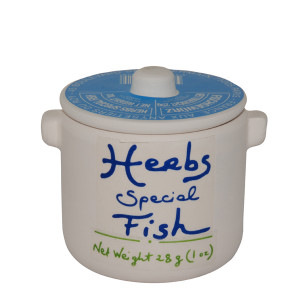 Aux Anysetiers du Roy Herbs Special for Fish in Ceramic Jar