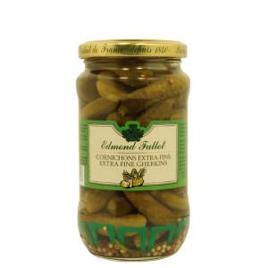Edmond Fallot Cornichon Pickles Extra Fine Gherkins