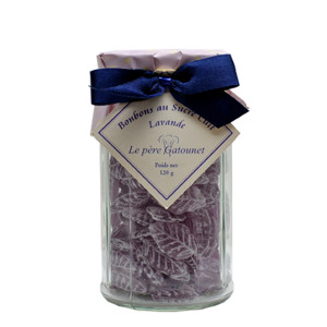 L'Ami Provencal Old Fashioned Lavender Candy