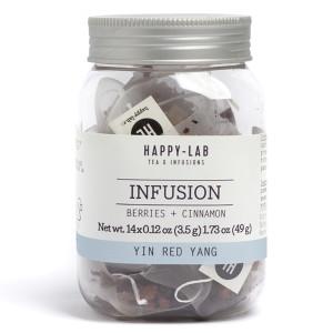 Happy-Lab Yin Red Yang Infusion Tea Sachets